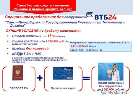 Взять кредит в Беларуси - Оформить кредит в банке