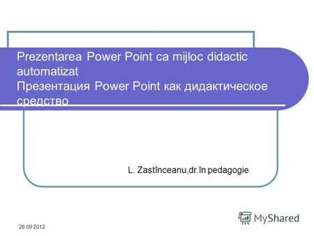 Pierdere în greutate powerpoint