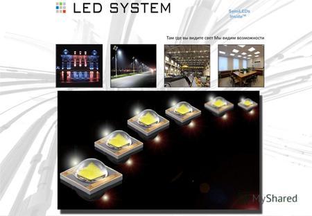 Светлый угол - светодиоды • Светодиодный модуль по ТЗ