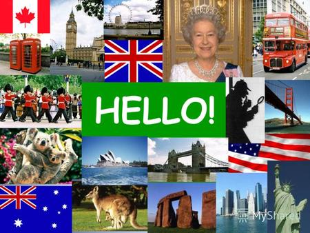 HELLO! What a wonderful world! A card from… (Agenda) 1.Warm-Up. 2.Revising Traveling, sights, weather. 3.Lets sing! One small world. 4.Grammar (Conditionals.