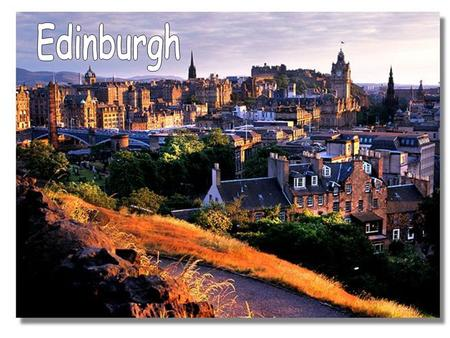 University of Edinburgh (Edinburgh University) – one of the most prestigious universities in the world. He is about 400 years, and in ten of British universities.