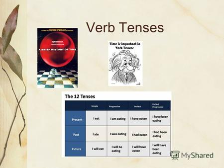 Verb Tenses. The Present Simple Tense (Настоящее Простое время) Это время глагола называется простым, т.к. представляет собой глагол в базовой форме (без.