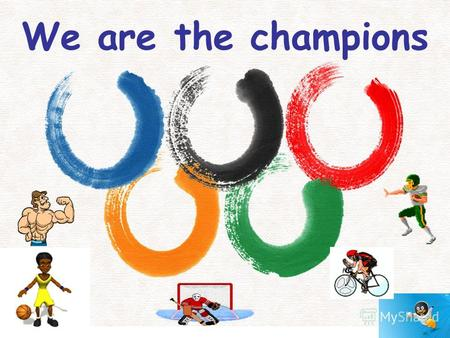 We are the champions. Put the missing letters into the words Br__nze Jud__ G__alkeeper Ice h__ckey S__ccer o o o o o.