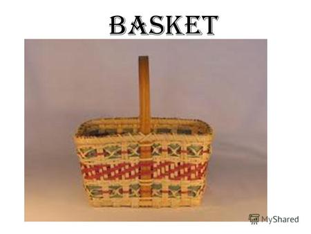 BASKET FRIDGE PIE SALT APPLE BREAD MEAT TOMATO.