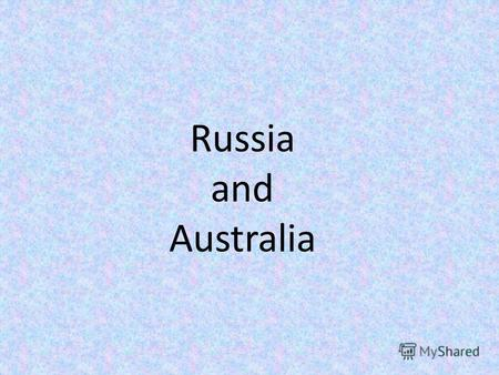 Russia and Australia. Flags and coats of arms Russia Australia.