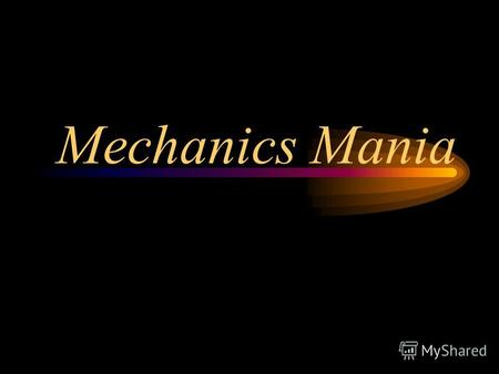Mechanics Mania Proofreading Proofreading involves applying an understanding of punctuation and capitalization rules to review written works.