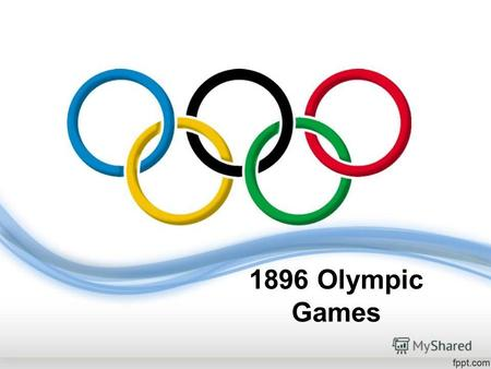 1896 Olympic Games. Read. Translate. Fill in the table. A Medal, gold, swimming, a track, speed skating, gymnastics, an athlete, a place, cycling, hockey,