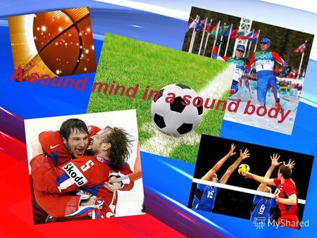 A sound mind in a sound body.. Does the geographical position influence on sport of Russia?