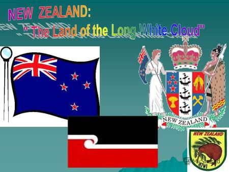 New Zealand is a country in the south-west of Pacific Ocean including two large islands ( the North Island and the South Island ) and numerous smaller.