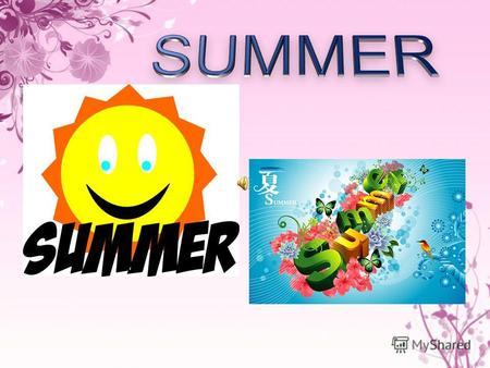 Summer is the warmest of the four temperate seasons.