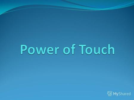 Lets look at some interesting and popular devices which have touchscreens.