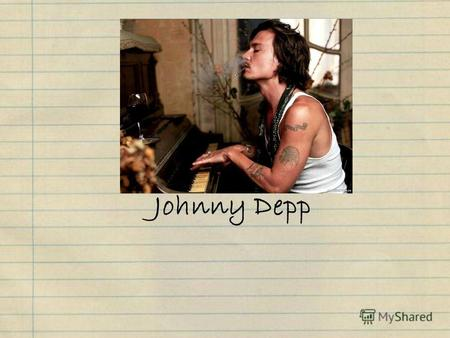 Johnny Depp. John Christopher Johnny Depp is an American actor and musician. Depp rose to prominence in a lead role on the television series 21 Jump.