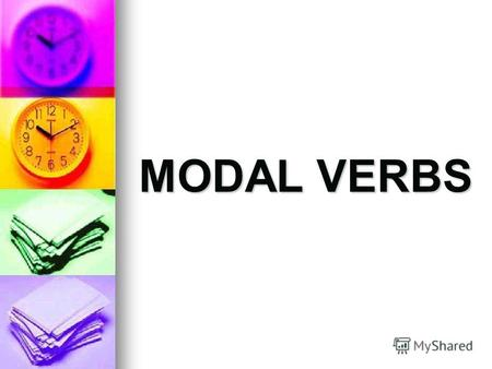 MODAL VERBS. Can/ Be able to / Cant CAN CAN Different uses: Different uses: Abilities or capacities (to know or to be able to). Abilities or capacities.