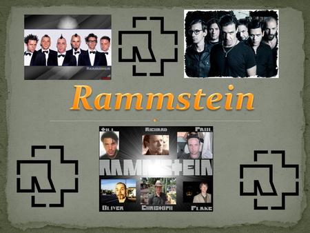 Till Lindemann Тилль Линдеманн Richard Kruspe Рихард Круспе Paul Landers Пауль Ландерс Oliver Riedel Оливер Ридель Christoph Schneider Кристоф Шнайдер.