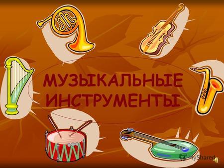 Музыкальные инструменты шадринск