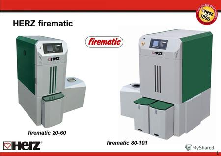 1 1 HERZ firematic firematic 20-60 firematic 80-101.