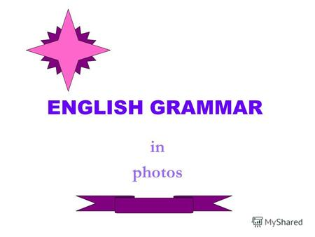 ENGLISH GRAMMAR in photos What is it? T - - - N ROBAT D - - L BEIR B - - L DORL - - R BOLL C - - - N KAIT R - - - T PLEIN B - - R CLAWN K - - T TOI.