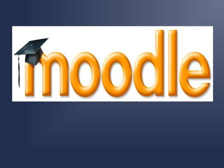 Moodle is a course management system (e- learning), also known as a learning management system or virtual learning environment (English). It is an abbreviation.