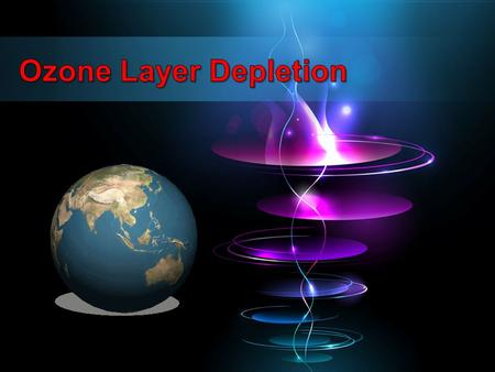 What is ozone layer? Ozone layer is a layer of gas that sits km above earths surface. It mainly contains contain ozone which is a naturally occurring.