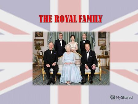 Queen Elizabeth the Queen Mother - King George VI Prince Charles Princess Anne Prince Edward Prince Andrew Princess Diana Prince Henry Prince William.