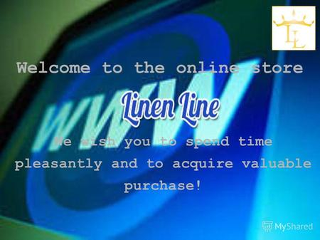 Welcome to the online store We wish you to spend time pleasantly and to acquire valuable purchase!
