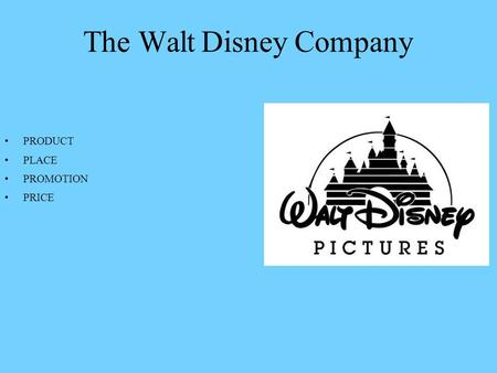 the walt disney company strategic initiative Walt disney parks and resorts as an extension of the one disney initiative and the as part of the walt disney company's march 2018 strategic.