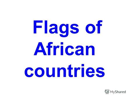 Flags of African countries Algeria Angola Gabon.