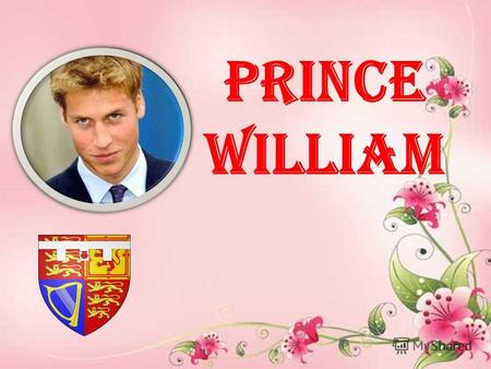 Prince William. He was born at 9.03pm on 21 June 1982, at St Marys Hospital, Paddington, London. A bulletin announced that the Royal baby weighed 7lb.