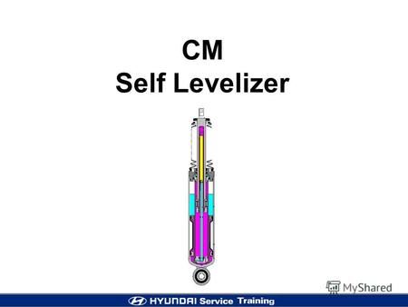 SELF-LEVELIZER 1 CM Self Levelizer. SELF-LEVELIZER 2 Description of self-levelizer Necessity of Level Control Purpose of self-levelizer - To keep the.