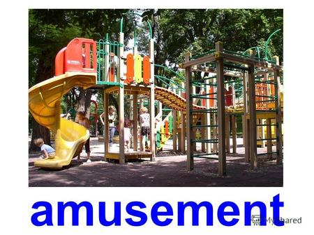 amusement abacus play ground climbing structure.