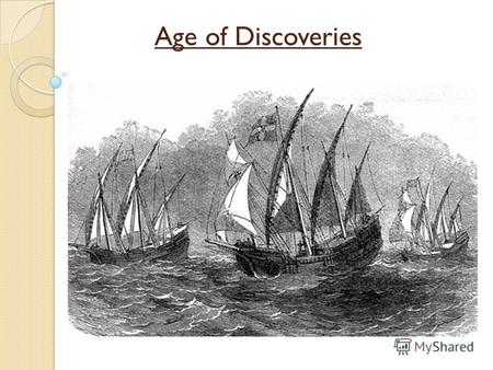 Age of discoveries