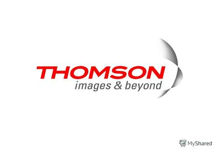 SpeedTouch R6.1 L2QOS > Jan Wuyts@thomson.net Jan Wuyts@thomson.net > Technical Presales Manager.